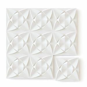 Panel Decorativo 3D - Flor