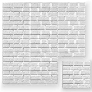 Panel Decorativo 3D - Ladrillos