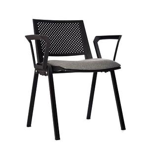 silla Kentra Tapizada con apoya brazos