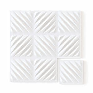 Panel decorativo 3D - Diagonal